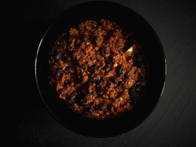 Chili con carne | Vivre pour MANGER